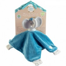 Teether Rubber Alvin with Comforter - Bonikka