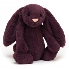 Bashful Bunny Medium - Plum Rabbit - Jellycat