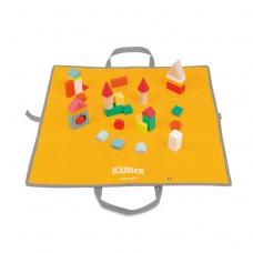 Blocks in Folding Bag 40pc - Janod