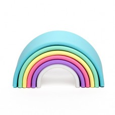 RAINBOW Silicone - Small Pastel - dëna Toys NEW LIMITED STOCK