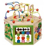 Activity Cube - 7-in-1 Garden Activity Cube - EverEarth