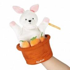 Hand Puppet - Rabbit Surprise Puppet - Kaloo