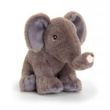 Elephant Plush 18cm - ECO - KeelECO
