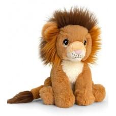 Lion Plush 18cm - ECO - KeelECO