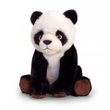 Panda Bear Plush 18cm - ECO - KeelECO