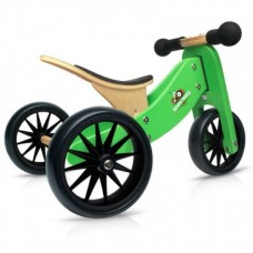 Tiny Tot Trike - Balance Bike - Kinderfeets Green