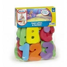 Foam Bath Letters & Numbers - Little Tikes