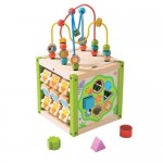 Activity Cube - My First Multiplay Activity Cube - Everearth