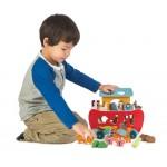 Noah's Ark Shape Sorter - Tenderleaf Toys