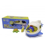 Reef Express Bath Toy - 100% Recycled - Australian Made