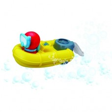 Fire Boat with Water Spray - Splash n Play *