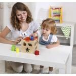 Shape Sorter Wooden - Tooky Toys