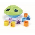 Shape Sorter - Green Toys
