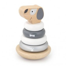 Stacking Puppy Scandi - Viga Toys