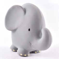 Teether Rubber - Elephant - Tikiri