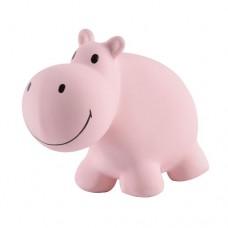 Teether Rubber - Hippo - Tikiri