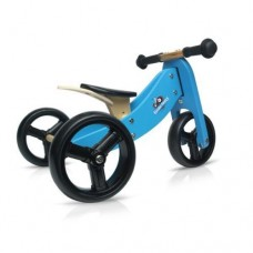 Tiny Tot Trike - Balance Bike - Kinderfeets Blue