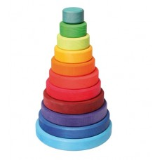 Conical Tower - Grimms' Toys
