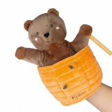 Hand Puppet - Bear Surprise Puppet - Kaloo