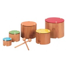 Xylophone Nesting Wooden - Discoveroo