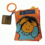 B. Seen - Peek a Boo Book - B. Toys