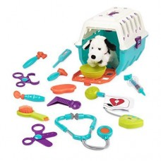 Vet Kit with Dalmatian - Battat