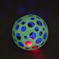 Grab n Glow Sensory Light Up Baby Toy - B. Dot