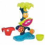 Tropical Waterfall - Bath Toy - B. Dot