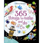 365 Things to Make & Do  - Usborne