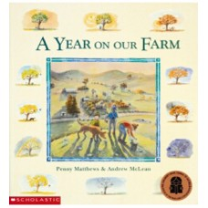 A Year on Our Farm - by Penny Matthews