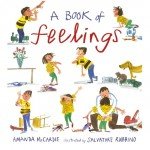 A Book of Feelings - by Amanda McCardie