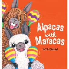 Alpacas with Maracas - by Matt Cosgrove