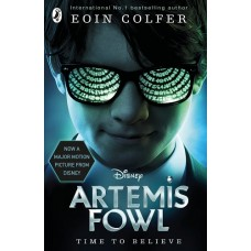 Artemis Fowl - Time to Believe - by Eoin Colfer