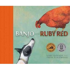 Banjo and Ruby Red - by Libby Gleeson