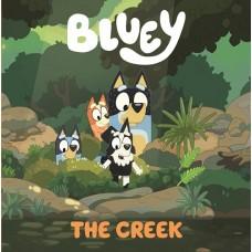 Bluey - The Creek - Board Book
