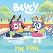 Bluey - The Pool - Board Book