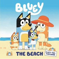 Bluey - The Beach Lift-the-Flap Board Book