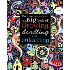 Book of Drawing Doodling and Colouring