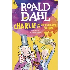 Charlie and the Chocolate Factory - Roald Dahl Chapter Book