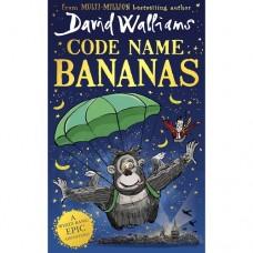 Code Name Bananas - by David Walliams