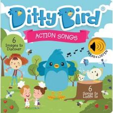 Ditty Bird - Action Song Book