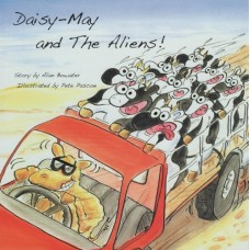 Daisy-May and the Aliens - by Alan Bowater