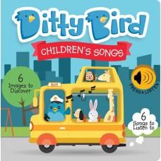Ditty Bird - Children's Song Book