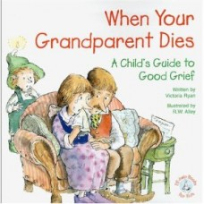 Elf Help Books - When a Grandparent Dies