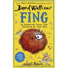 Fing - by David Walliams   AVAILABLE SOON