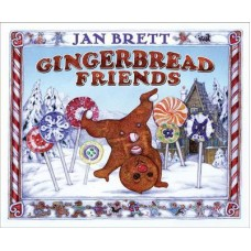 Gingerbread Friends - by Jan Brett
