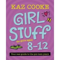 Girl Stuff 8 - 12 - by Kaz Cooke
