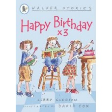 Happy Birthday x 3 - by Libby Gleeson