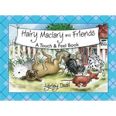 Hairy Maclary Cuddle & Play Book - Cloth Book - by Lynley Dodd