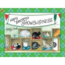 Hairy Maclary's Showbusiness - Paperback - by Lynley Dodd
